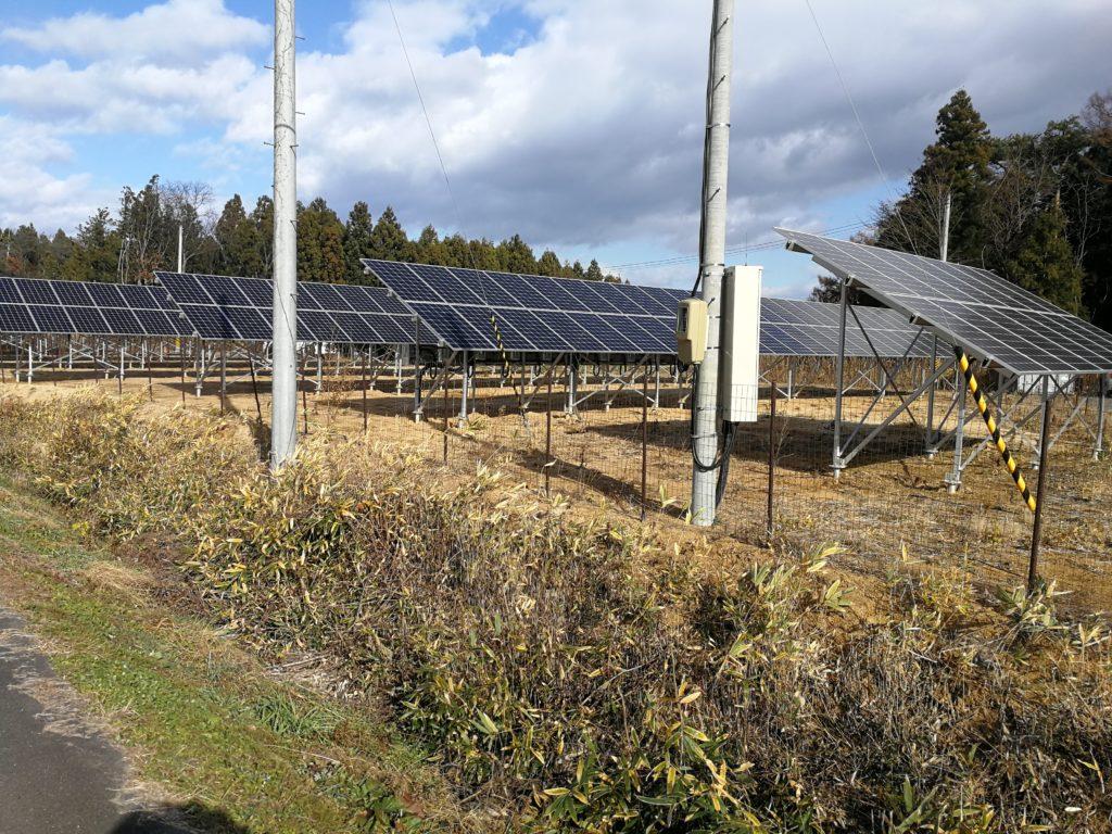 太陽光発電設備FIT21円